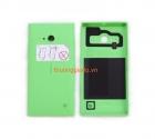 Nắp lưng,nắp đậy pin,vỏ Nokia Lumia 730 Màu Xanh Lá Cây