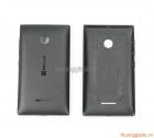 Nắp lưng (nắp đậy pin) Microsoft Lumia 435, Lumia 532 Màu Đen Original Back Cover