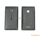 Nắp lưng Microsoft Lumia 435, Lumia 532 màu Đen Original Back Cover