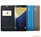 Bao Da Samsung Galaxy Note7, Note 7, N930 (LED View FLIP CASE) Chính Hãng