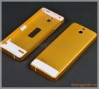 Nắp lưng Nokia Asha 515 màu vàng gold