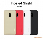"Ốp lưng sần NillKin Nokia 6 (5.5"") Super Frosted Shield"