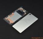 Nắp lưng (nắp đậy pin) Sony Xperia XP màu trắng bạc chính hãng
