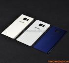 Thay nắp lưng kính,miếng kính đậy pin Samsung Galaxy Note 5 N920 Glass Back Cover