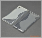 "Ốp lưng silicone Sony Xperia XA1 (5.0""), hiệu S-Line"