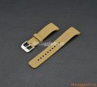 Dây đeo tay thay thế Samsung Gear S2 R720, Gear S2 Sport (màu vàng be)