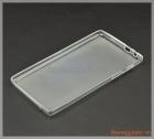 Ốp lưng silicone Lenovo Tab 2 A7-10, viền trong suốt lưng mờ đục
