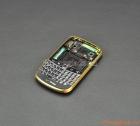 Thay vỏ Blackberry Bold 9900 màu đen vàng_original housing