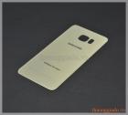 Nắp lưng kính Samsung Galaxy S6 Edge Plus/ G928 màu vàng (bản xách tay Mỹ)
