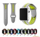 Dây đồng hồ Apple Watch 42mm (kẻ sọc giữa)