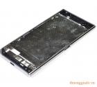 Thanh vành viền benzel Sony Xperia XZ Premium màu crom