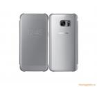 Samsung Galaxy S7 Edge NG935 Clear View Cover Màu Trắng Bạc Chính Hãng
