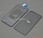 Nắp lưng (nắp đậy pin) Blackberry Z10 màu đen Chính hãng