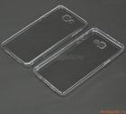 Ốp lưng nhựa cứng trong suốt cho Samsung Galaxy A9