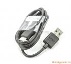 """Cáp sạc Sony USB TYPE-C, Sony Xperia XZ (5.2"""")/ XZs/ XZ Premium"""