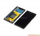 Thay màn hình Sony Xperia M4 chính hãng nguyên bộ (gồm cả vành viền Benzel)