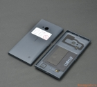 Nắp lưng Nokia Lumia 735 màu xám đen (có NFC)