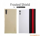 "Ốp lưng sần Nillkin cho Sony Xperia XZ (5.2"")/ XZs/  Super Frosted Shield"