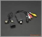 USB EASY CAPTURE-Thiết bị ghi lại Video từ camera hoặc tivi vào máy vi tính