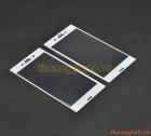"""Miếng dán kính cường lực full màn hình Sony Xperia XZ (5.2"""")/ XZs màu trắng"""