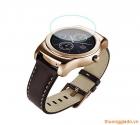 Miếng dán kính cường lực cho đồng hồ đeo tay thông minh LG G Watch R W110