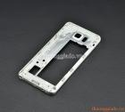 Thay thế vành viền benzel Samsung Galaxy Note 5 N920 màu trắng bạc (hàng zin tháo máy)