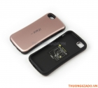 Ốp lưng iPhone 5S, iPhone 5/ iPhone SE, hiệu IFACE MALL PC Glossy TPU Case