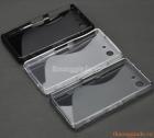 Ốp lưng silicon Sony Xperia Z3 mini, Z3 Compact (hiệu S Line)