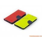 Bao Da Cầm Tay Sony Xperia Z1, Sony L39h, Honami (Hiệu MERCURY, NEW FANCY DIARY CASE)
