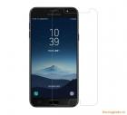 Miếng dán kính cường lực Samsung J7 Plus/ C710 Tempered Glass Screen Protector