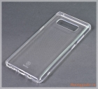 Ốp lưng silicone Samsung Note 8/ N950 (trong suốt, hiệu Baseus, clear TPU case)