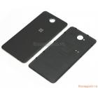 Nắp lưng (nắp đậy pin) Microsoft Lumia 650 Màu đen_back cover