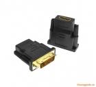 Đầu chuyển đổi từ DVI ra HDMI
