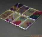 Ốp lưng silicone thời trang với mặt lưng in hình 3D cho iPhone 6, iPhone 6s