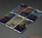 """Ốp lưng silicone mặt lưng in 3D cho iPhone 7 Plus (5.5""""), chủ đề phong cảnh"""