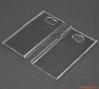 Ốp lưng Blackberry Priv nhựa cứng trong suốt