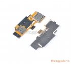 Thay cáp ổ sim+ổ thẻ nhớ LG G3 Cat6/ F460L (bản Hàn Quốc)