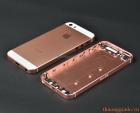 Bộ vỏ độ iPhone 5S lên thành iPhone SE Màu Hồng