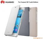 """Bao da Huawei G9 (5.2"""") Leather Flip Cover chính hãng"""