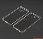 Ốp lưng Samsung Galaxy S6 Edge Plus G928(loại silicone trong suốt,lưng cứng viền mềm)