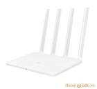 Bộ phát Wifi Xiaomi WiFi Router 3 White (4 ăng-ten)