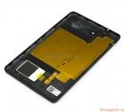 Thay nắp lưng (nắp đậy pin), vỏ Dell Venue 8 (2014) Màu Đen