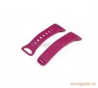 Dây đồng hồ Samsung Gear Fit 2 chính hãng / R360 màu hồng (size S)