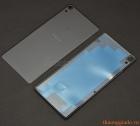 """Nắp lưng (nắp đậy pin) Sony Xperia  XA Ultra (6.0"""") màu xám đen"""