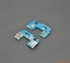 Thay thế bo mạch ổ sim và ổ thẻ nhớ HTC One E8 (bản 2 sim)