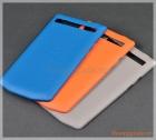 Nắp lưng da Blackberry P'9983 porsche design chính hãng (màu sắc thời trang)