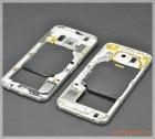 Thay vành viền Benzel Samsung S6/ G920f/ G920s/ G920v màu trắng bạc chính hãng