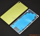 """Nắp lưng (nắp đậy pin) Sony Xperia  XA Ultra (6.0"""") màu vàng"""