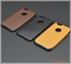 "Ốp lưng silicone giả da iPhone 6/ iPhone 6s (4.7""), hiệu Dadadario"