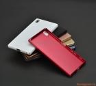 Ốp lưng nhựa thời trang cho Sony Xperia  Z5 Premium/ Z5 Plus (Nhiều màu sắc)